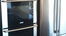 Double Wall Oven Installation