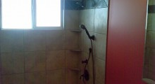 Handshower / Diverter / Tile Shelves and border